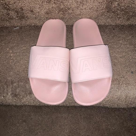 vans slides pink buy clothes shoes online